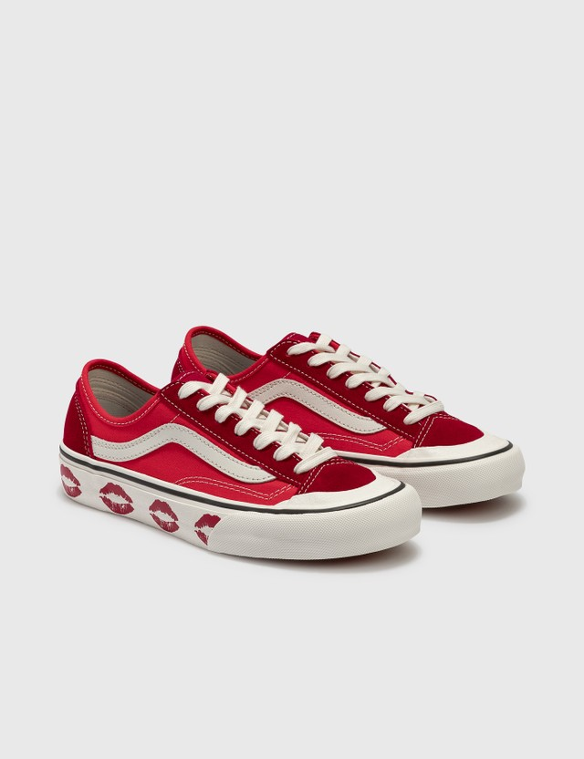 Vans Style 36 Decon SF (lips) Chili Pepper/tomato Women