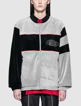 MISCHIEF Velor Club Jacket
