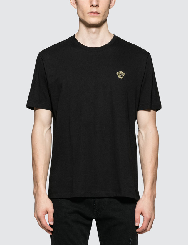 Versace Chest Logo S/S T-Shirt