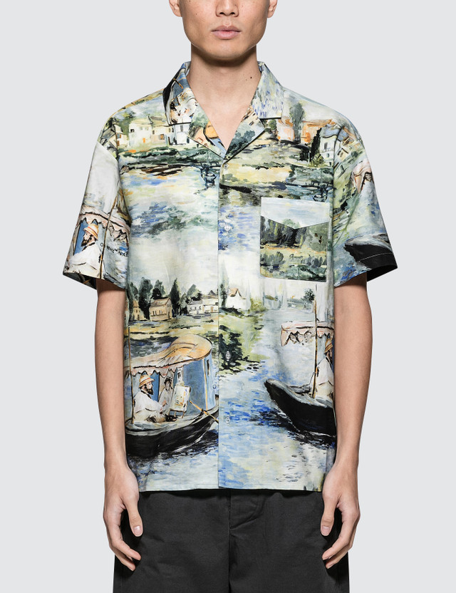 Off-White Lake Holiday Shirt All Over Shirt