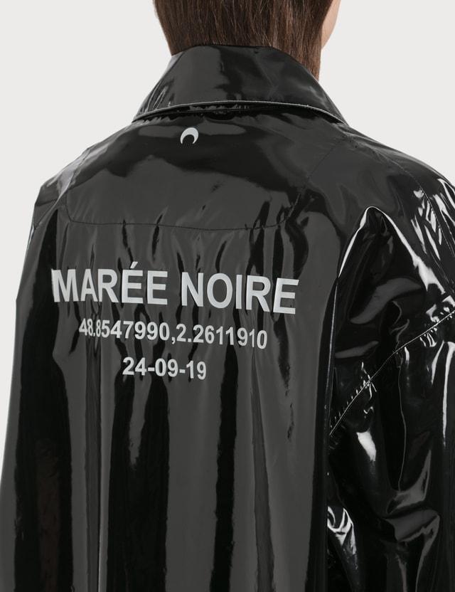 Marine Serre Raincoat