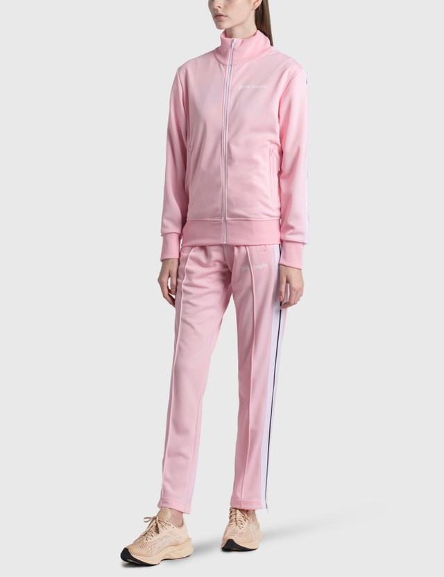 Palm Angels Classic Track Jacket Pink Women