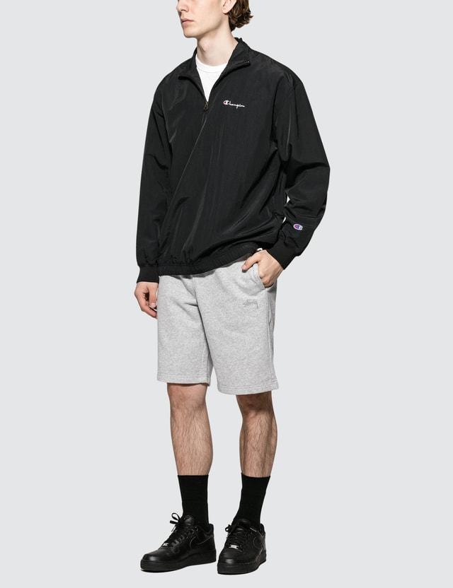 Champion Reverse Weave Half Zip Nylon Jacket