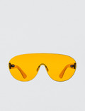Super By Retrosuperfuture Screen Palma Orange Sunglasses Picture