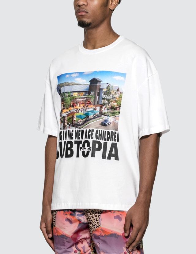 Perks and Mini Spotless Oversized T-Shirt =e29 Men