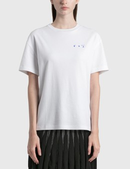 Off-White Flowers Arrows Reg T-Shirt