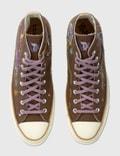 Converse Bandulu X Converse Chuck 70 Hi Cappuccino Base/white Asparagus/brown Women