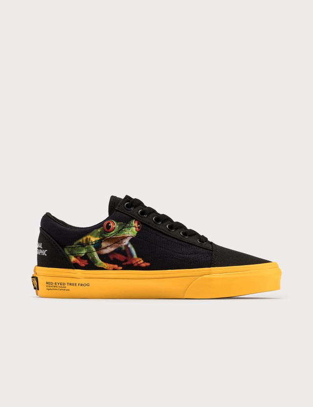 Vans Vans x National Geographic Old Skool (national Geographic) Photo Ark Women