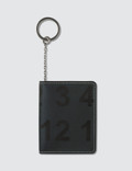 Maison Margiela Reflective Card Holder Picutre