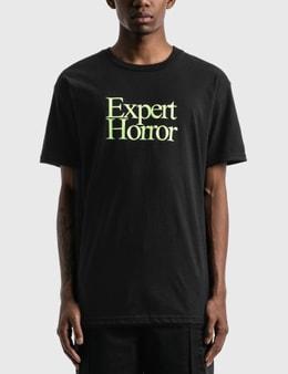 Expert Horror Core Pool Drop T-Shirt