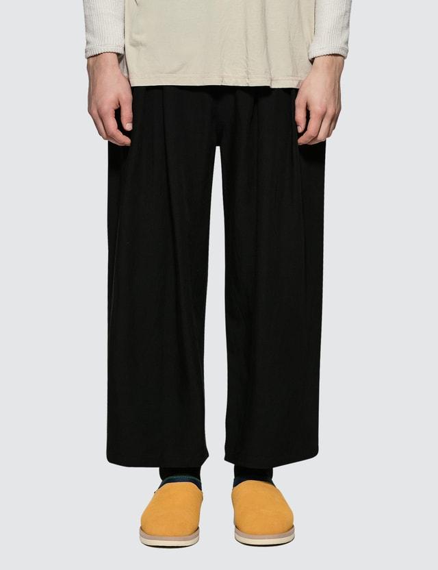 """Sasquatchfabrix. """"Kinpaku"""" Wide Pants"""