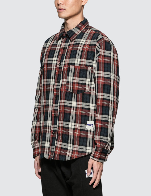 Mr. Completely Puffy Work Shirt