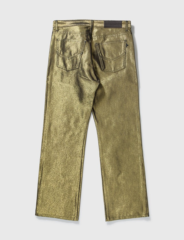 Louis Vuitton Louis Vuittion Gold Pant Gold Archives