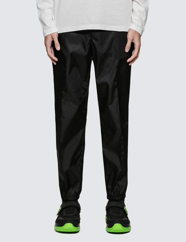 Prada Nylon Trousers