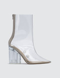 Yeezy Ankle Boot In Pvc 100mm Heel Picutre