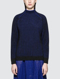 Maison Kitsune Chunky Pullover Picture