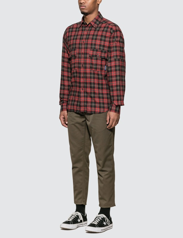 Rassvet Long Sleeve Flannel Shirt