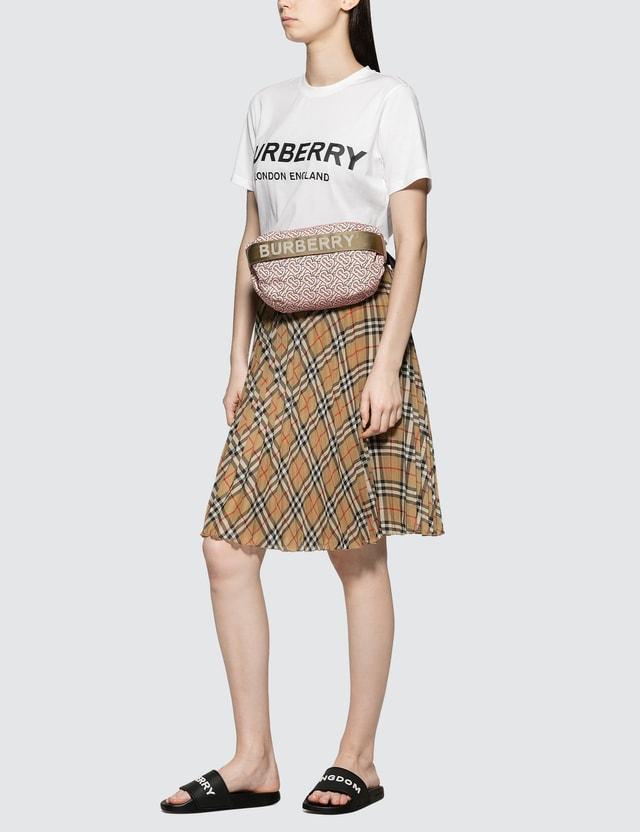 d98743055062 ... Burberry Medium Monogram Print Bum Bag
