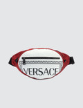 Versace Nylon Versace Logo Fanny Pack Picture