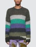 Moncler Genius Moncler Genius x Fragment Design Mohair Knitted Jumper Picture