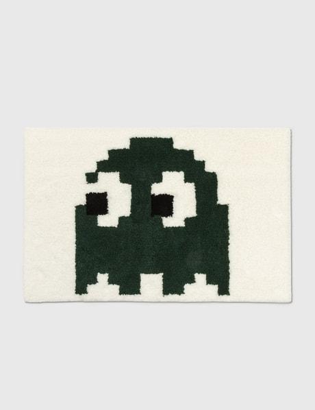 메디콤토이 X 팩맨 러그 - 그린 Medicom Toy x MLE Pac-Man Series Rug