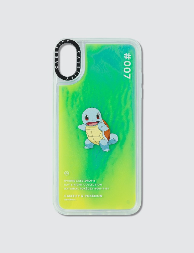 Casetify Squirtle 007 Pokédex Night Iphone Xs Max Case