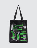 Pleasures Logorama Tote Bag Picture