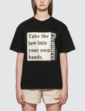 Pleasures Lawless Heavyweight T-Shirt Picture
