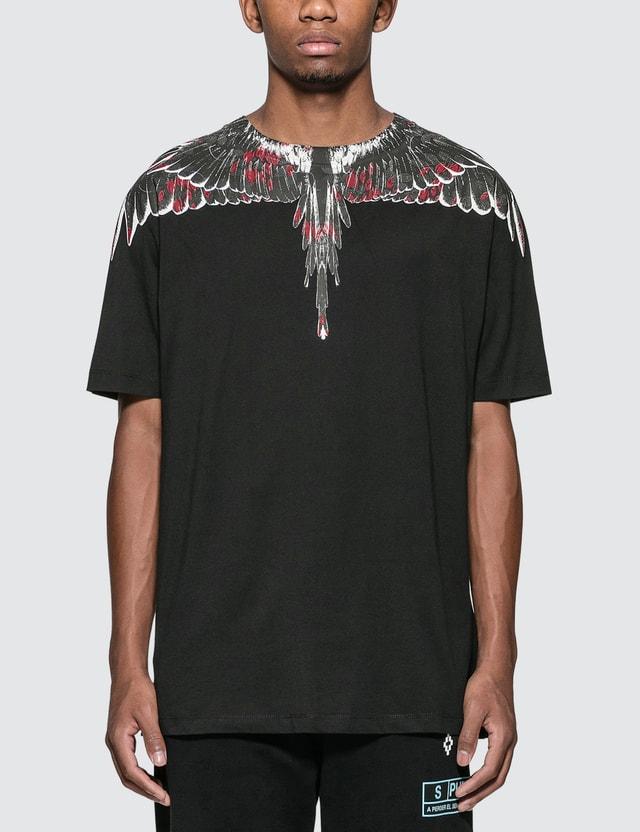 Marcelo Burlon Flower Wings T-Shirt