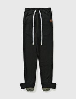 Maison Mihara Yasuhiro Hem Layered Pants