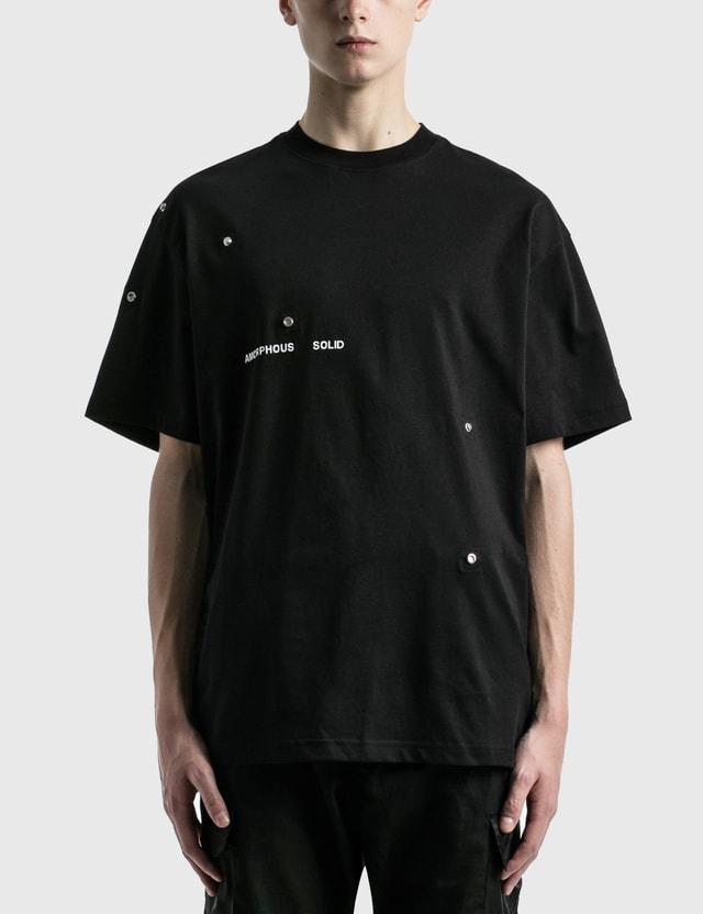 Heliot Emil Warped T-Shirt =e31 Men