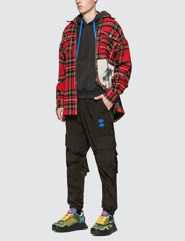 Off-White Abstract Arrows Slim Hoodie
