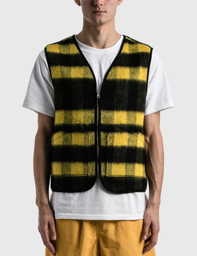 Stussy Block Reversible Vest