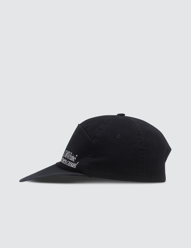 Off-White Snap Back Cap