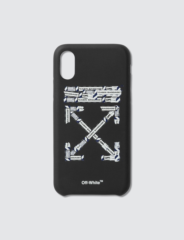 Off-White Airport iPhone Xs Case