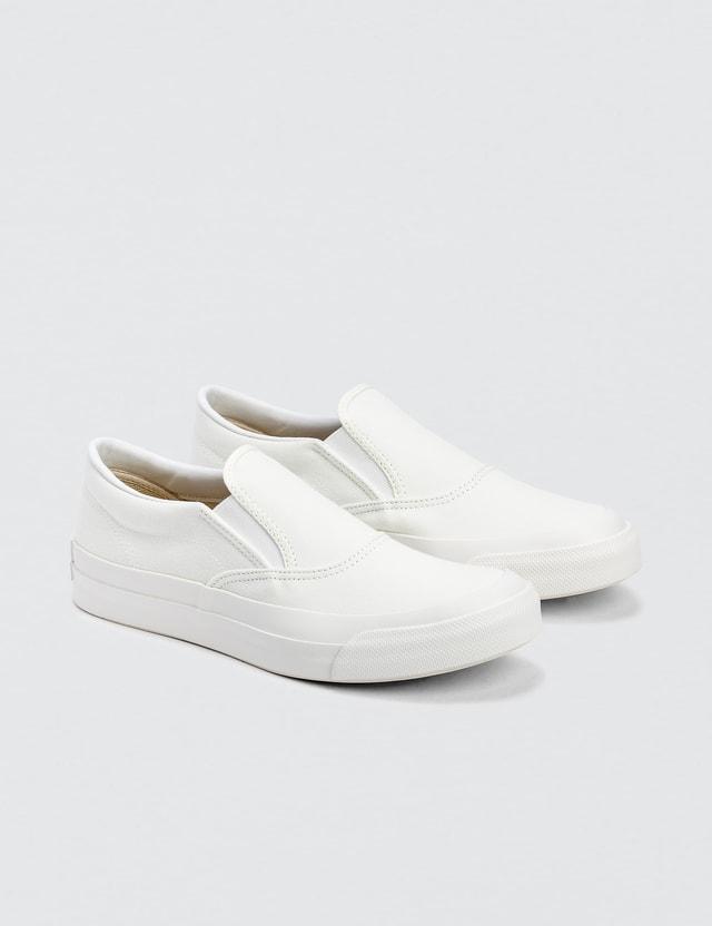 Maison Kitsune Par Rec Slip-on Sneaker