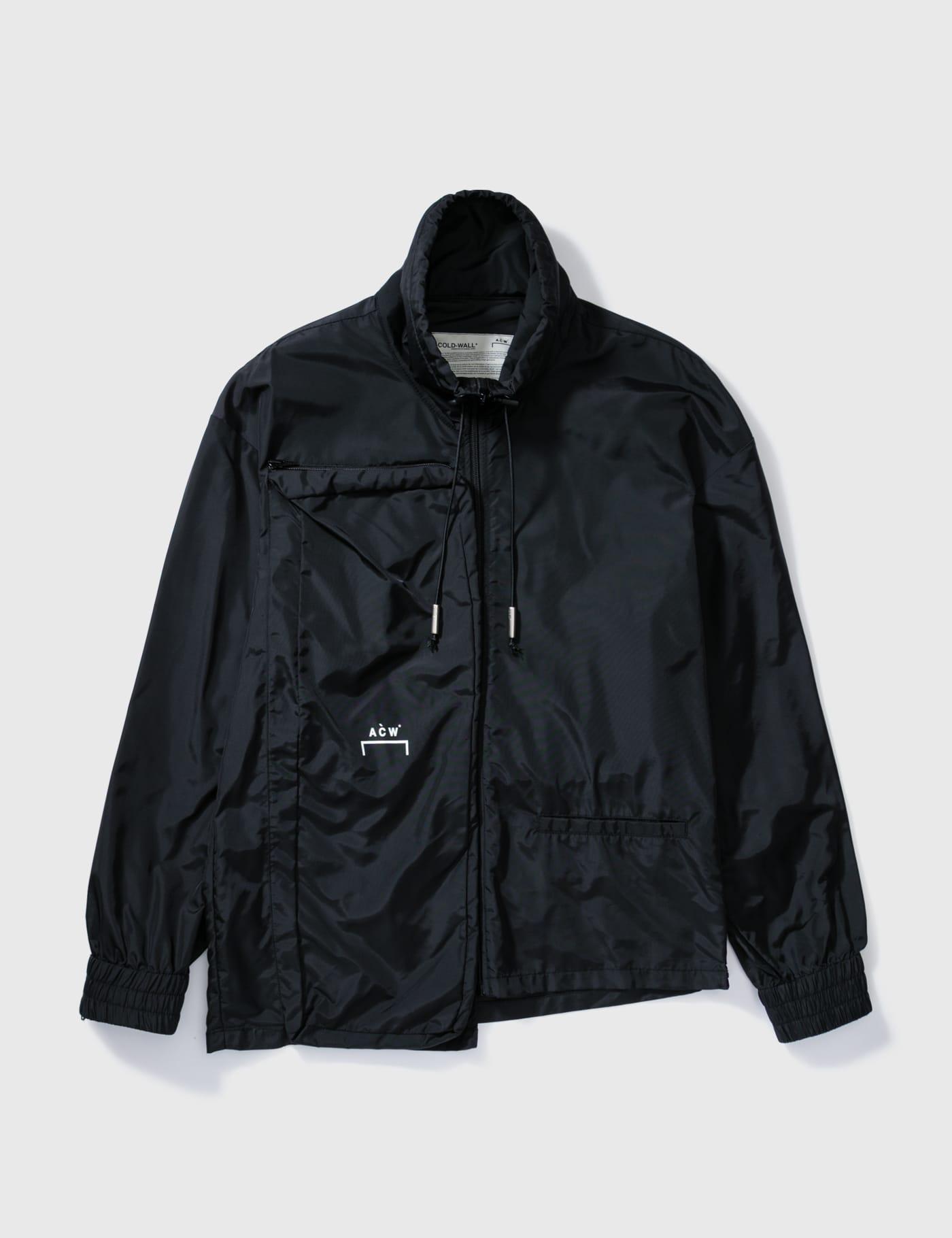 A-cold-wall* Multi Pockets Nylon Jacket