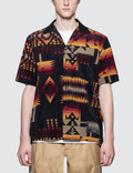 Sacai Pendleton Print Shirt Picture