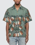 Human Made Pineapple Aloha Shirt Picutre