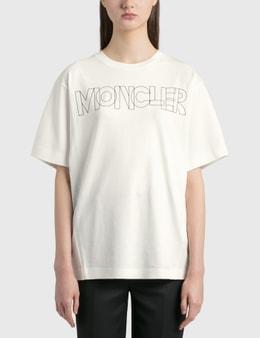 Moncler MONCLER Logo T-Shirt