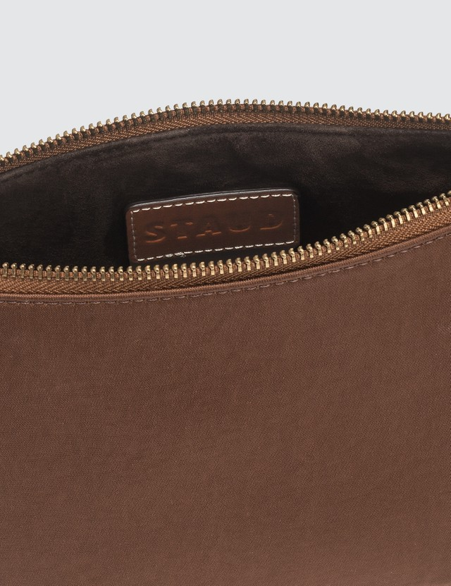 Staud Mini Plaid Shirley Bag