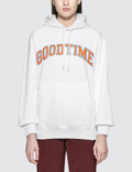 Have A Good Time College Logo Pullover Hoodie Picture