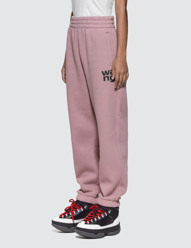 Alexander Wang.T Wash & Go Dense Fleece Pants
