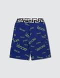 Versace Versace Monogram Sweatshorts (Toddler) Picutre