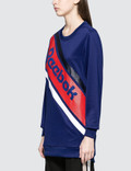 Reebok GR Crewneck Sweatshirt Blue Women