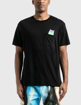 RIPNDIP Rainbow Nerm Pocket T-Shirt