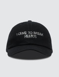 NASASEASONS Nasaseasons X Swarovski I Came To Break Hearts Cap Picutre
