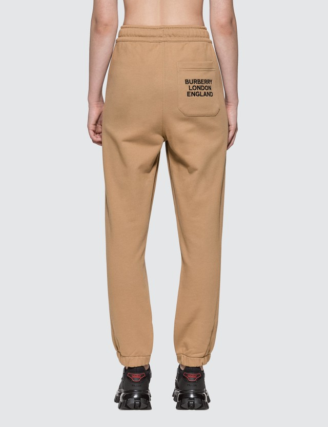 Burberry Logo Sweatpants