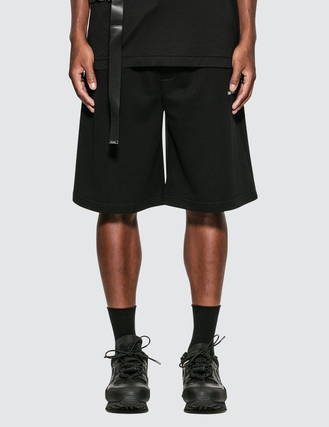 Team Wang Pleated Basketball Shorts