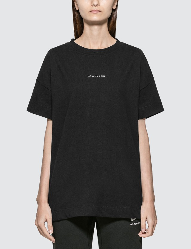 1017 ALYX 9SM Logo T-shirt With Hook